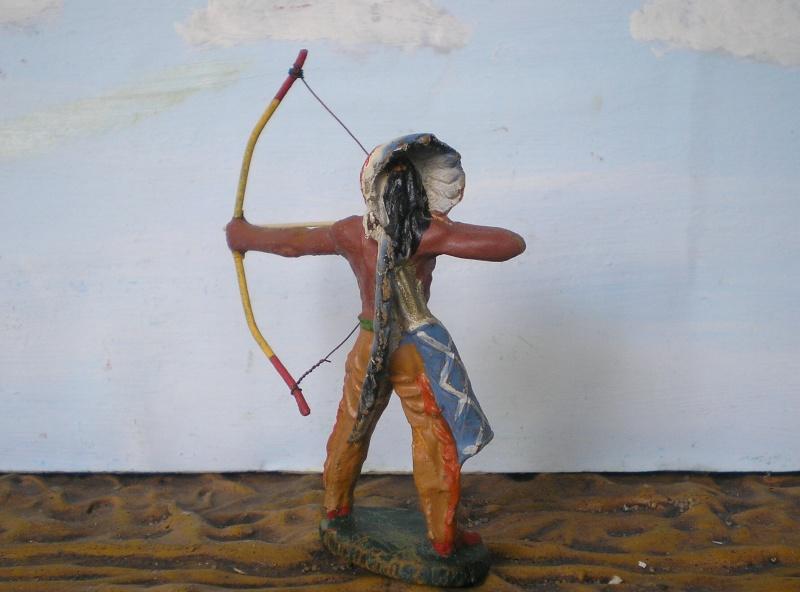 Bemalungen, Umbauten, Modellierungen – neue Indianer für meine Dioramen - Seite 5 Elasto54