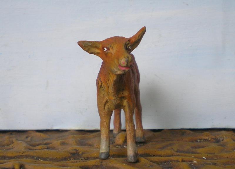 Bemalungen, Umbauten, Modellierungen - neue Tiere für meine Dioramen - Seite 2 Elasto57
