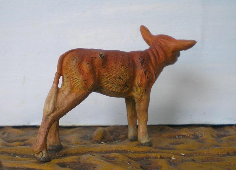Bemalungen, Umbauten, Modellierungen - neue Tiere für meine Dioramen - Seite 2 Elasto60