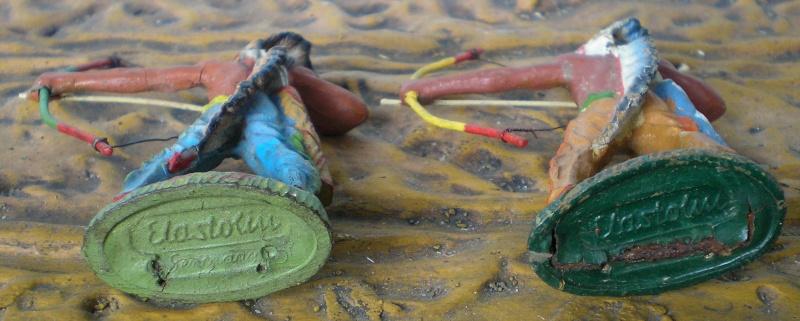 Bemalungen, Umbauten, Modellierungen – neue Indianer für meine Dioramen - Seite 5 Elasto73