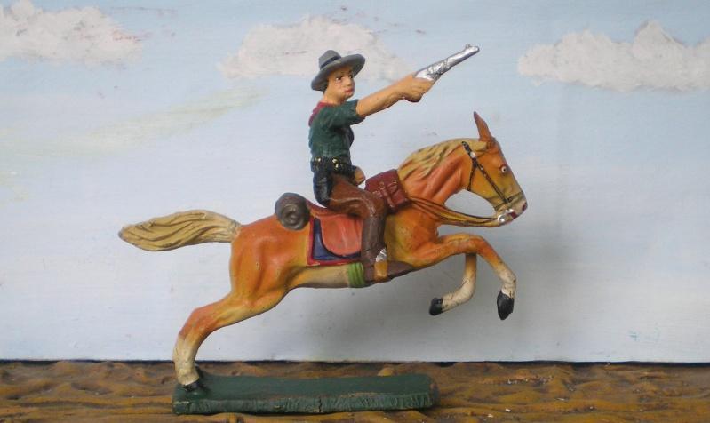 Bemalungen, Umbauten, Modellierungen - neue Cowboys für meine Dioramen - Seite 2 Elasto86