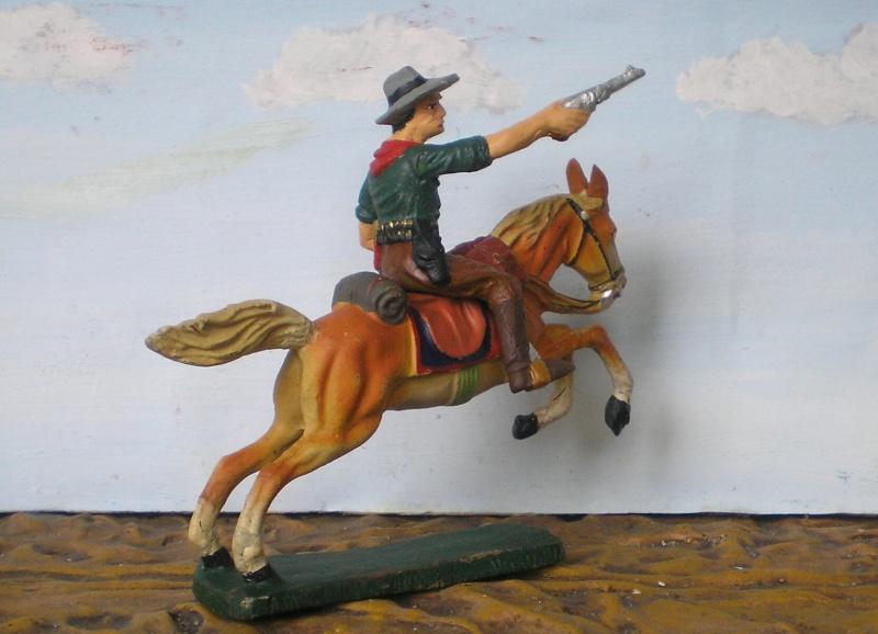 Bemalungen, Umbauten, Modellierungen - neue Cowboys für meine Dioramen - Seite 2 Elasto87