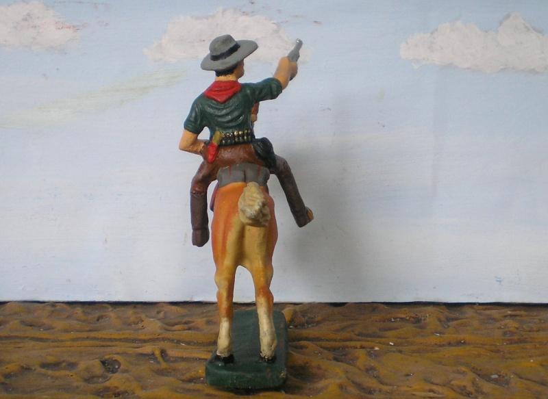 Bemalungen, Umbauten, Modellierungen - neue Cowboys für meine Dioramen - Seite 2 Elasto88