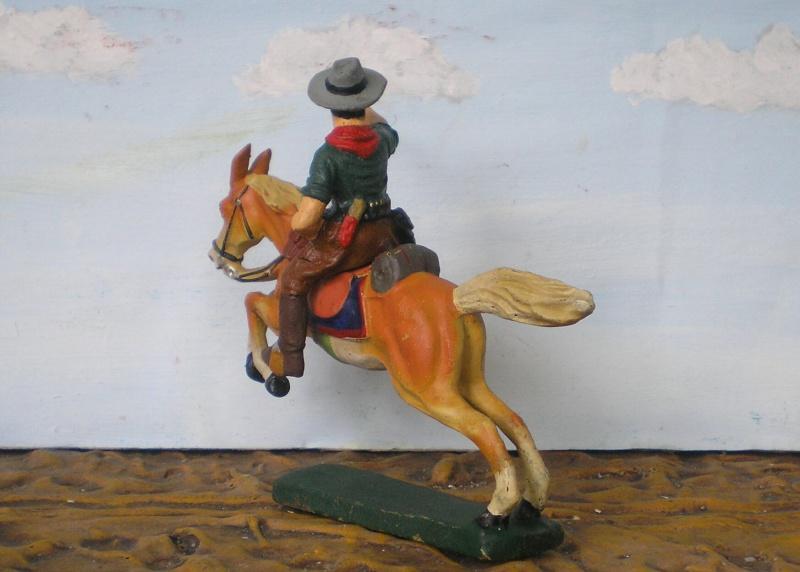 Bemalungen, Umbauten, Modellierungen - neue Cowboys für meine Dioramen - Seite 2 Elasto89
