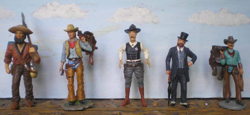 Bemalungen, Umbauten, Modellierungen - neue Cowboys für meine Dioramen - Seite 12 Nzrnbe10