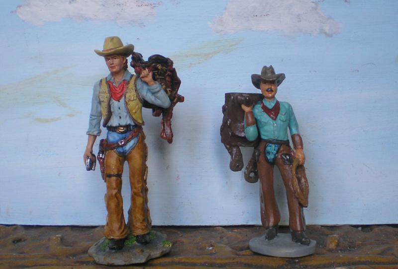 Bemalungen, Umbauten, Modellierungen - neue Cowboys für meine Dioramen - Seite 12 Nzrnbe11