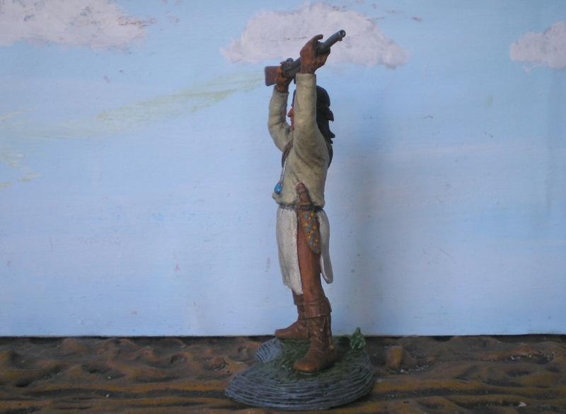 Bemalungen, Umbauten, Modellierungen – neue Indianer für meine Dioramen - Seite 5 S77_7510