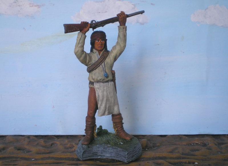 Bemalungen, Umbauten, Modellierungen – neue Indianer für meine Dioramen - Seite 5 S77_7512
