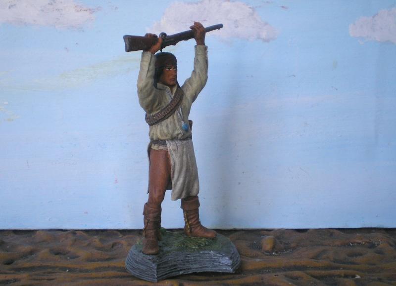 Bemalungen, Umbauten, Modellierungen – neue Indianer für meine Dioramen - Seite 5 S77_7513