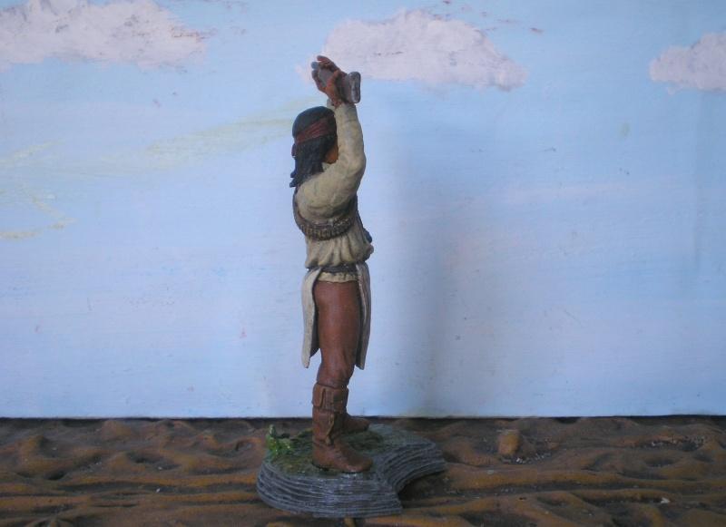 Bemalungen, Umbauten, Modellierungen – neue Indianer für meine Dioramen - Seite 5 S77_7514