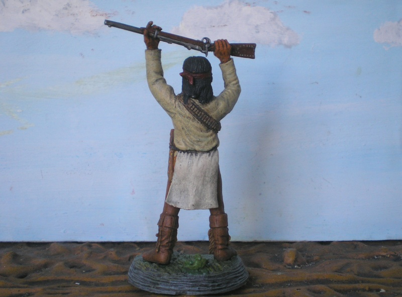 Bemalungen, Umbauten, Modellierungen – neue Indianer für meine Dioramen - Seite 5 S77_7516