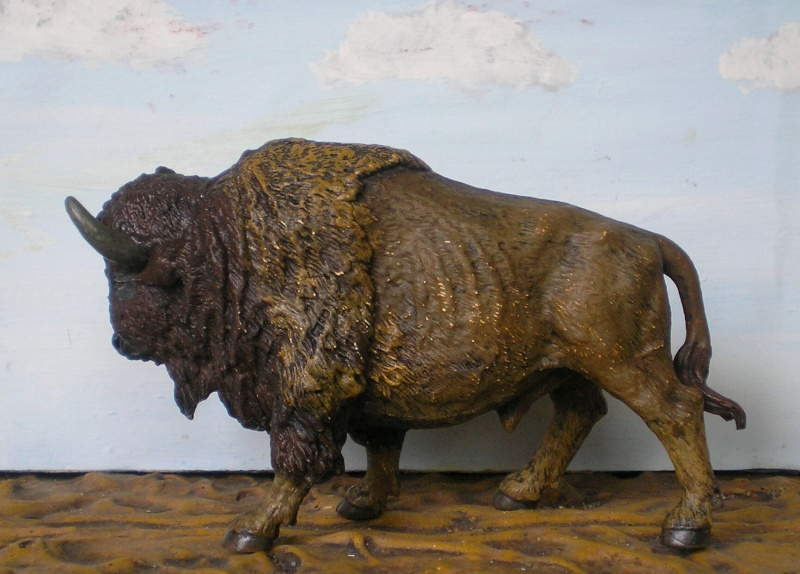 Bemalungen, Umbauten, Modellierungen - neue Tiere für meine Dioramen - Seite 2 Safari10