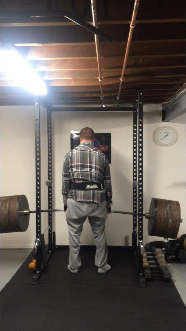 BodyWeight= 233lbs./106kgs. Img_4410