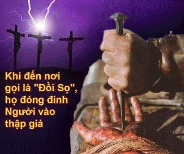 Thứ Sáu T. Thánh Cuộc Khổ Nạn Của Chúa (25.03.2016) Suy Niệm Lời Chúa Cn_t6t12