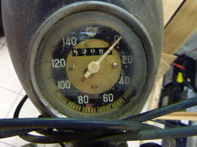 NSU 250 max spezial 1955: restauration. P1190414