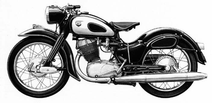 NSU 250 max spezial 1955: restauration. Spezia10