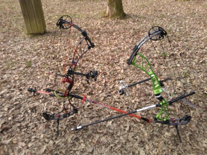 Mr Green est là!!! Xpedition Archery PERFEXION 2015 et DefCon Red 2016 - Page 6 Wp_00311