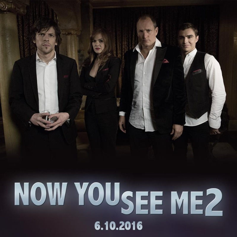 NOW YOU SEE ME 2 (2016) 115