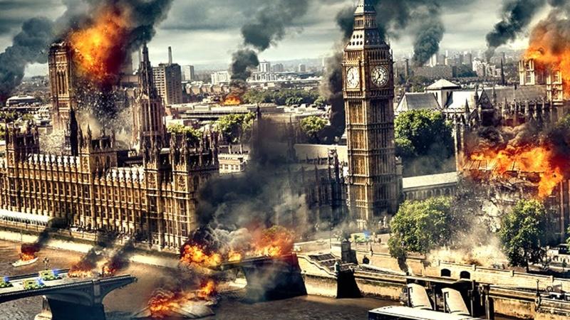 LONDON HAS FALLEN (2016) London10