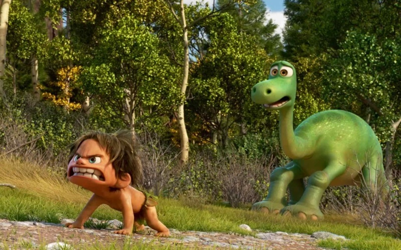 THE GOOD DINOSAUR (2015) The_go10