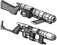 Inventaire : Armes individuelles Charri10