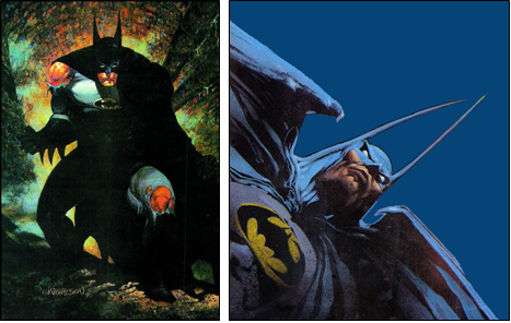 Joute d'Art d'Art [Alice, Sajeow, Liam, Mario]  Batman11