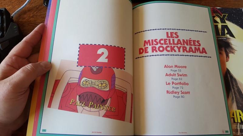 [FANZINE] ROCKY RAMA/MINI ROCKY RAMA 20160313