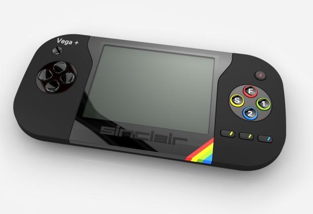Le projet de portable Spectrum ZX Uz0rli10