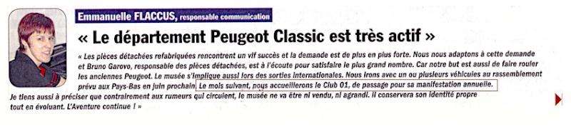 Sochaux 2016 + les 10 ans du Club01 - Page 3 Lva10