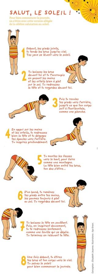 Yoga pour les enfants Image16