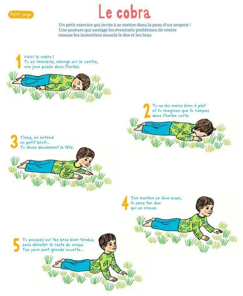 Yoga pour les enfants Image17