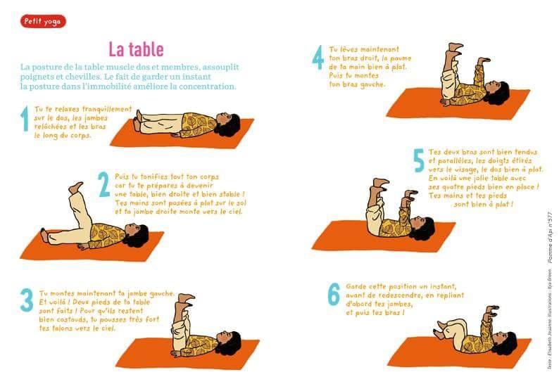 Yoga pour les enfants Image18