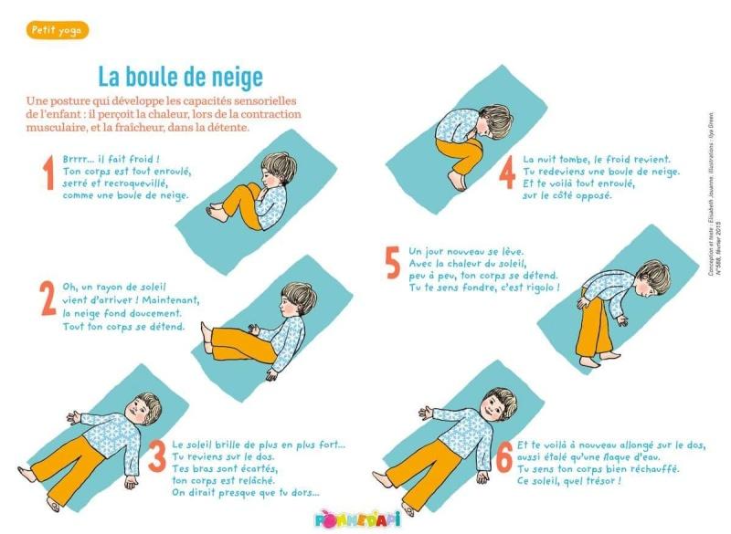 Yoga pour les enfants Image22