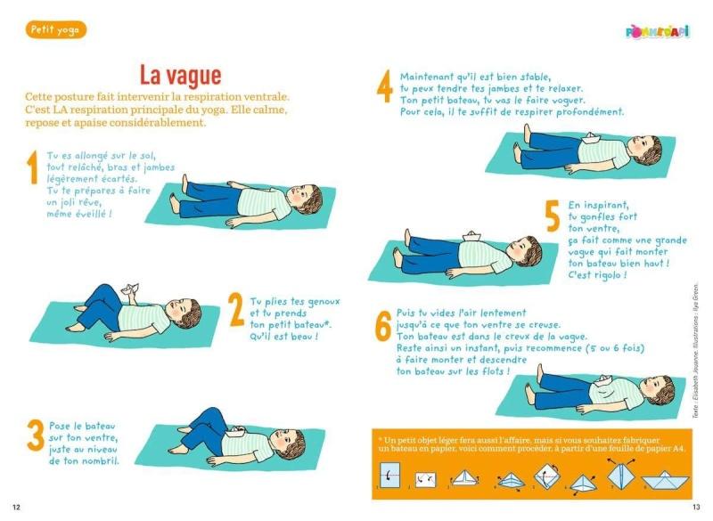 Yoga pour les enfants Image23