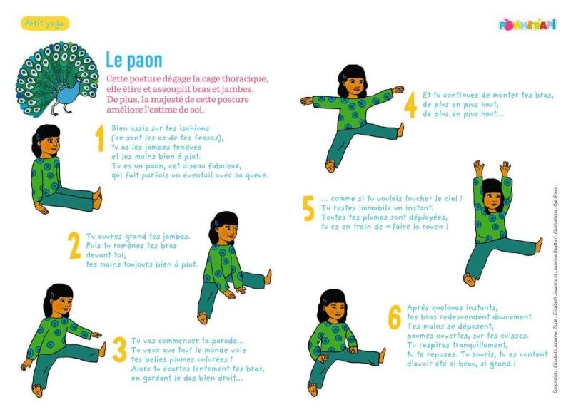 Yoga pour les enfants Image26