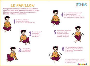 Yoga pour les enfants Image27