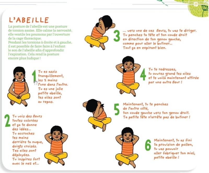 Yoga pour les enfants Image28