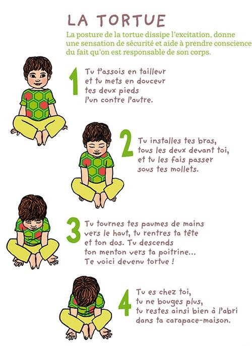 Yoga pour les enfants Image29