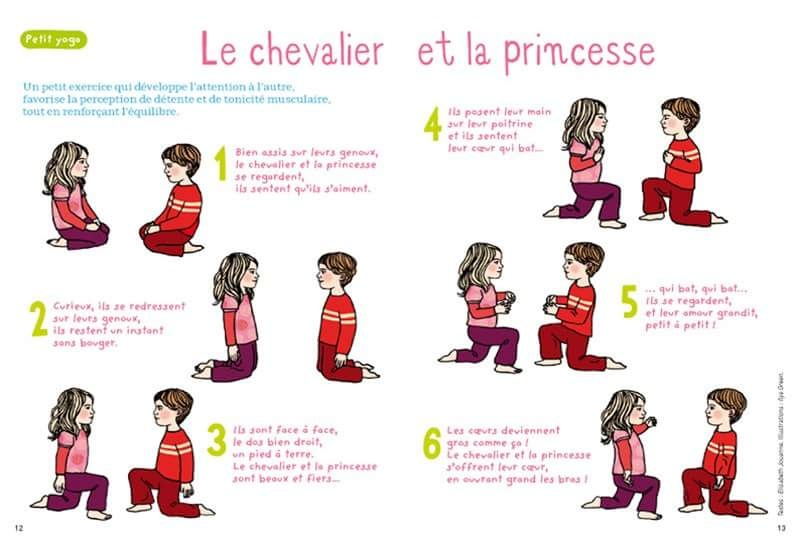 Yoga pour les enfants Image30