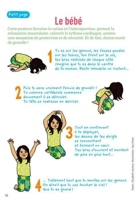 Yoga pour les enfants Image31