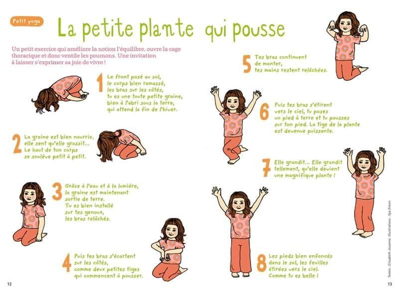 Yoga pour les enfants Image32