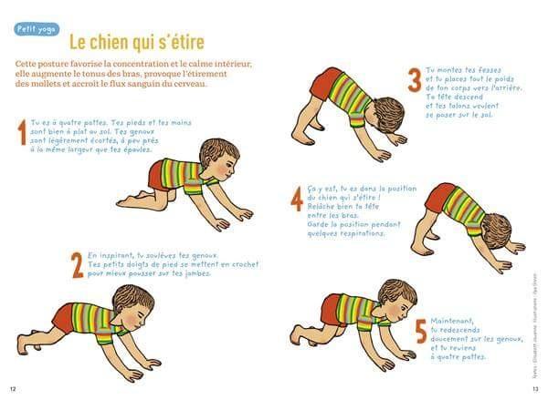 Yoga pour les enfants Image33