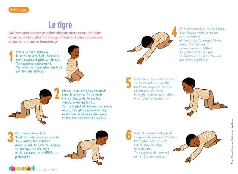 Yoga pour les enfants Image36