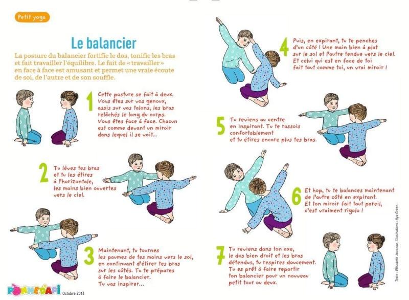 Yoga pour les enfants Image37