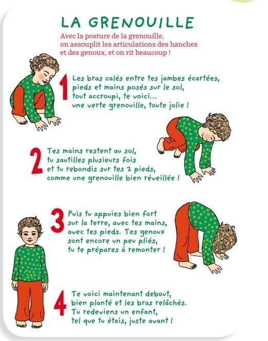 Yoga pour les enfants Image38