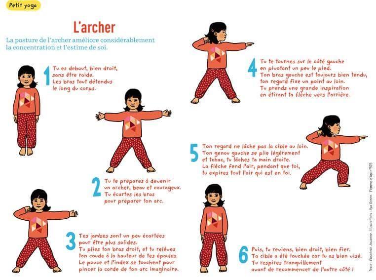 Yoga pour les enfants Image40