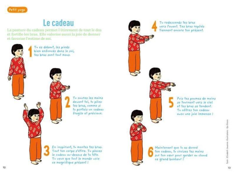 Yoga pour les enfants Image43