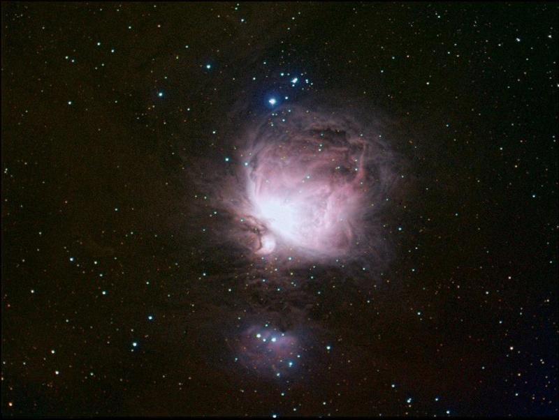 Nebulosa di Orione M42 M4210