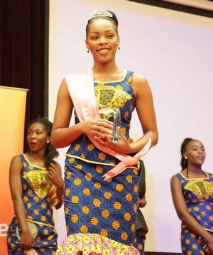 Chine : la deuxième dauphine Miss Mama Africa et la francophonie Mma110