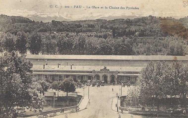 Ville de Pau Gare10